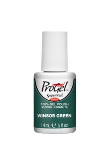 SuperNail ProGel Polish - Winsor Green - 0.5oz / 14ml