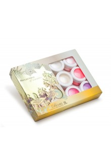 Nail Harmony Reflections Colored Powder - Riches Collection - Pearls & Metals