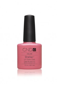 CND Shellac Power Polish - Rose Bud - 0.25oz / 7.3ml