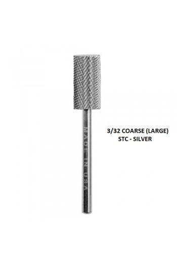 StarTool - 3/32 Carbide Bits - Large Barrel Coarse - STC - Silver