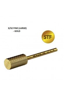 StarTool - 3/32 Carbide Bits - Large Barrel Fine - STF - Gold