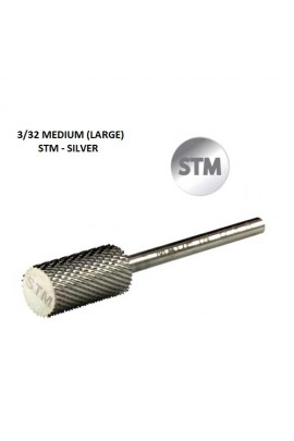 StarTool - 3/32 Carbide Bits - Large Barrel Medium - STM - Silver
