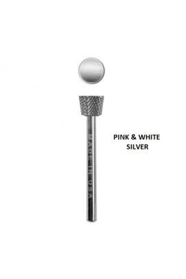 StarTool - 3/32 Carbide Bits - Pink & White - Silver
