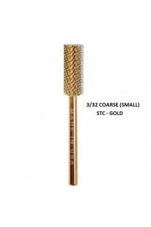 StarTool - 3/32 Carbide Bits - Small Barrel Coarse - STC - Gold