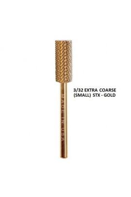 StarTool - 3/32 Carbide Bits - Small Barrel Extra Coarse - STX - Gold