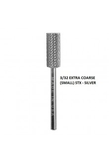 StarTool - 3/32 Carbide Bits - Small Barrel Extra Coarse - STX - Silver