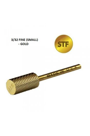 StarTool - 3/32 Carbide Bits - Small Barrel Fine - STF - Gold