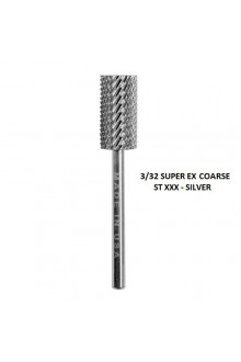 StarTool - 3/32 Carbide Bits - Large Barrel Super 3X Coarse - ST XXX - Silver