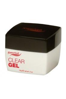 SuperNail Clear Gel - 0.5oz / 14g