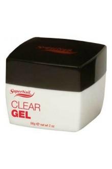 SuperNail Clear Gel - 2oz / 56g