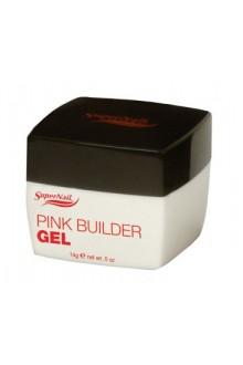 SuperNail Pink Builder Gel - 0.5oz / 14g