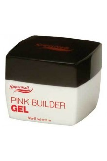 SuperNail Pink Builder Gel - 2oz / 56g