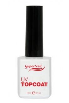 SuperNail UV TopCoat - 0.5oz / 14ml