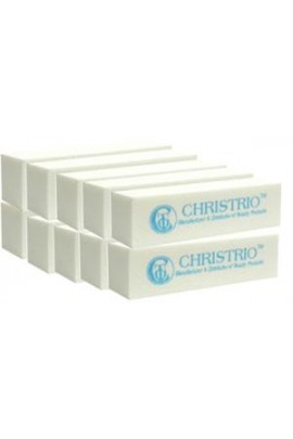 Christrio White Buffer - 12pk