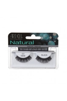 Ardell Natural Lashes - 101 Black Demi