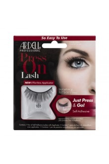 Ardell Press On Lash Self-Adhesive - 101 Black