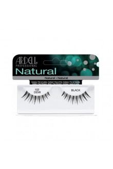 Ardell Natural Lashes - 102 Black Demi