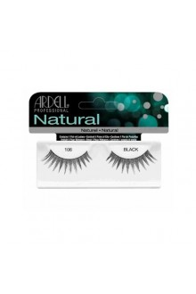 Ardell Natural Lashes - 106 Black