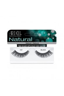 Ardell Natural Lashes - 107 Black