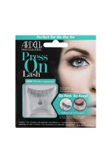 Ardell Press On Lash Self-Adhesive - 109 Black