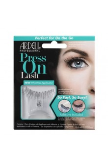 Ardell Press On Lash Self-Adhesive - 110 Black