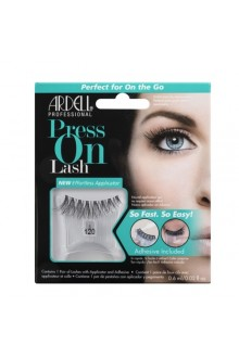 Ardell Press On Lash Self-Adhesive - 120 Black