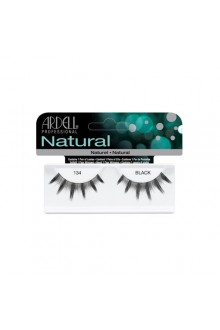 Ardell Natural Lashes - 134 Black