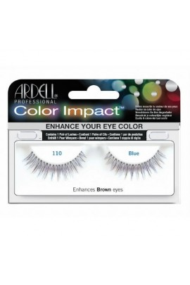 Ardell Color Impact Lashes - 110 Blue