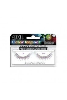 Ardell Color Impact Lashes - 110 Plum