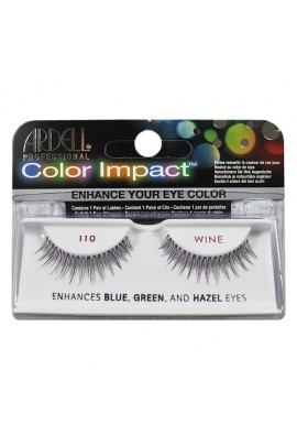 Ardell Color Impact Lashes - 110 Wine