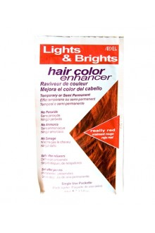 Ardell - Lights & Brights - Hair Color Enhancer - Really Red - 1.5oz / 44ml