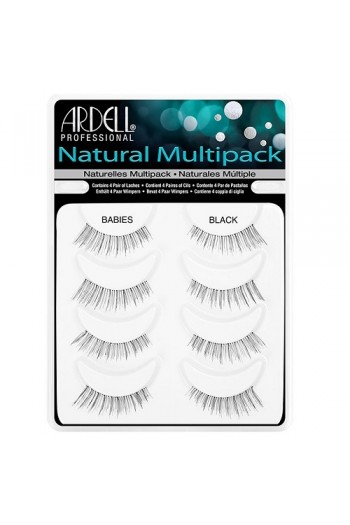 Ardell Natural Multipack - Babies Black