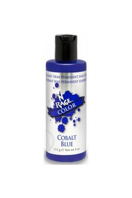 Ardell 'N Rage Color - Demi-Permanent Hair Color - Cobalt Blue - 4oz / 113g