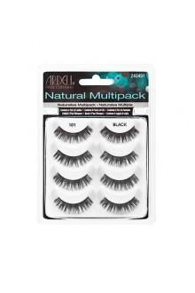 Ardell Natural Multipack - 101 Demi Black