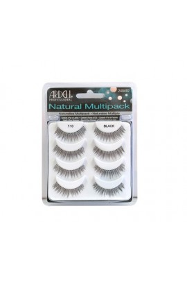 Ardell Natural Multipack - 110 Black