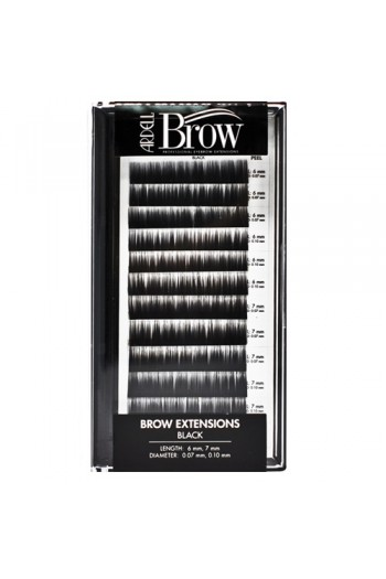 Ardell Brow - Brow Extensions - Black