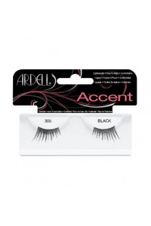 Ardell Accent Lashes - Black 305