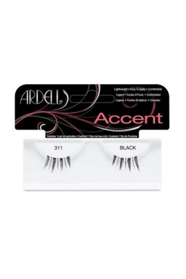Ardell Accent Lashes - Black 311