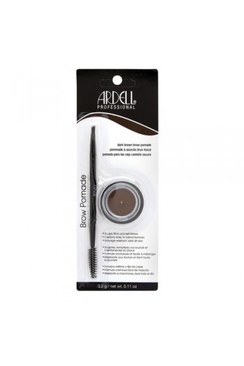 Ardell Brow Pomade w/ Brush - Dark Brown