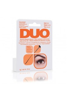 Ardell Duo Brush-On Lash Adhesive - Dark Tone - 0.18oz / 5g