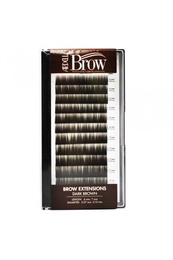 Ardell Brow - Brow Extensions - Dark Brown