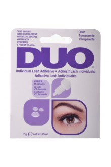 Ardell Duo Individual Lash Adhesive - Clear - 0.25oz / 7g