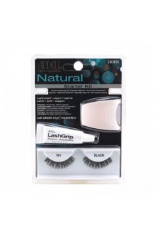 Ardell Natural Lash Starter Kit - 101 Black
