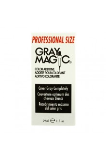 Ardell - Hair Color Additive - Gray Magic - 1oz / 29ml