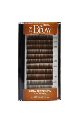 Ardell Brow - Brow Extensions - Light Brown