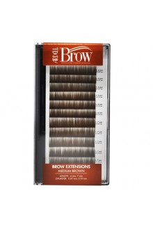 Ardell Brow - Brow Extensions - Medium Brown