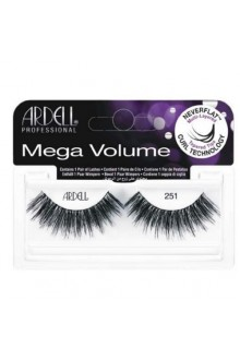 Ardell Mega Volume Eyelashes - #251