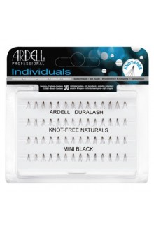 Ardell Individual - Knot-Free Naturals - Mini Black