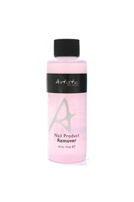 Artistic Colour Gloss - Nail Product Remover - 4oz / 120ml