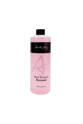 Artistic Colour Gloss - Nail Product Remover - 16oz / 480ml